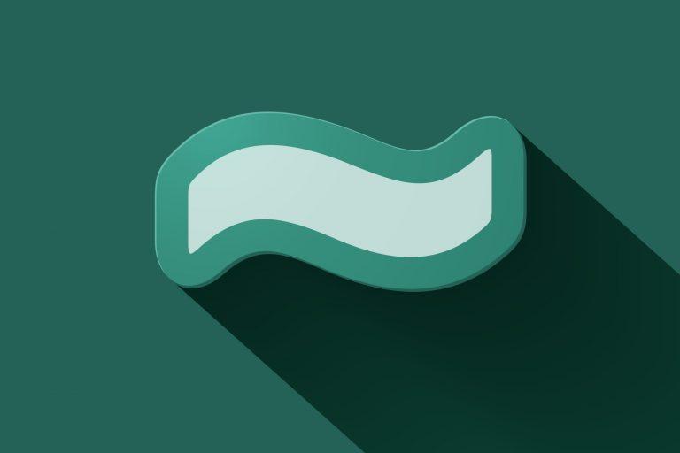 Spanish tilde graphic.